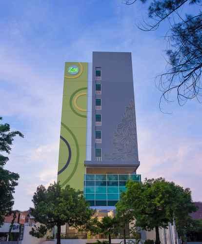 EXTERIOR_BUILDING Zest Hotel Parang Raja Solo