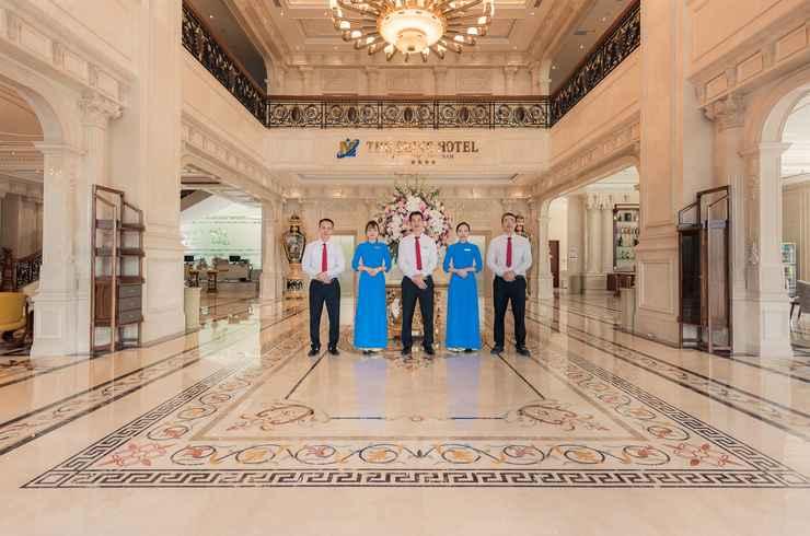 LOBBY Khách Sạn The Shine Hải Phòng