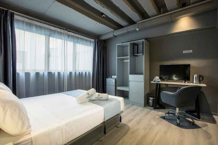 BEDROOM Hotel Calmo Bugis (SG Clean, Staycation Approved)