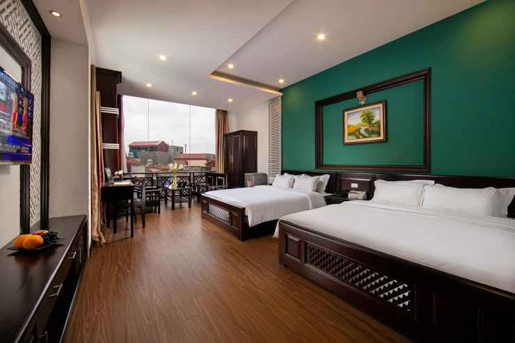 BEDROOM Duc Trong Hotel Hanoi