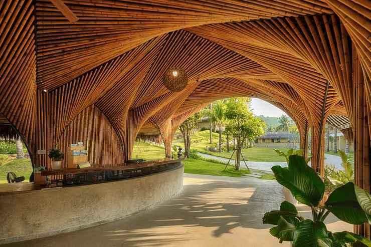 LOBBY Lahana Resort Phu Quoc - Hotel Voucher