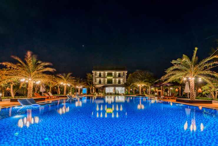 LOBBY Honba Lagi Beach Resort - Hotel Voucher