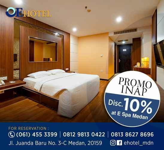 E Hotel Medan In Medan Maimun Medan North Sumatra