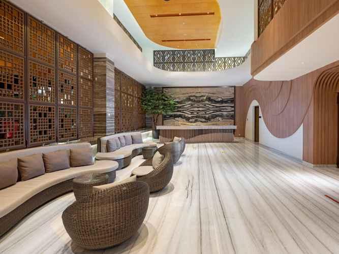 LOBBY Hotel Santika Bukittinggi