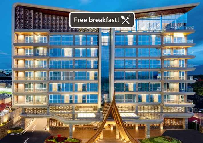 EXTERIOR_BUILDING Hotel Santika Bukittinggi