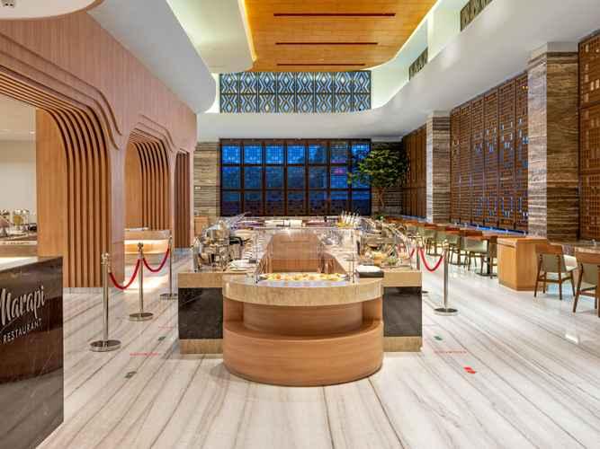 RESTAURANT Hotel Santika Bukittinggi