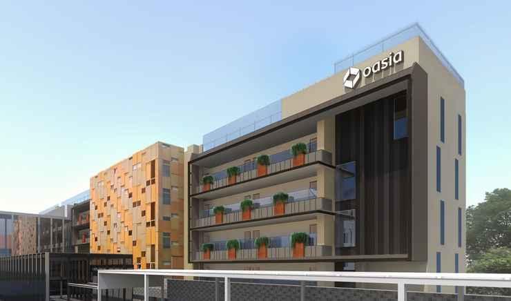 EXTERIOR_BUILDING Oasia Resort Sentosa by Far East Hospitality