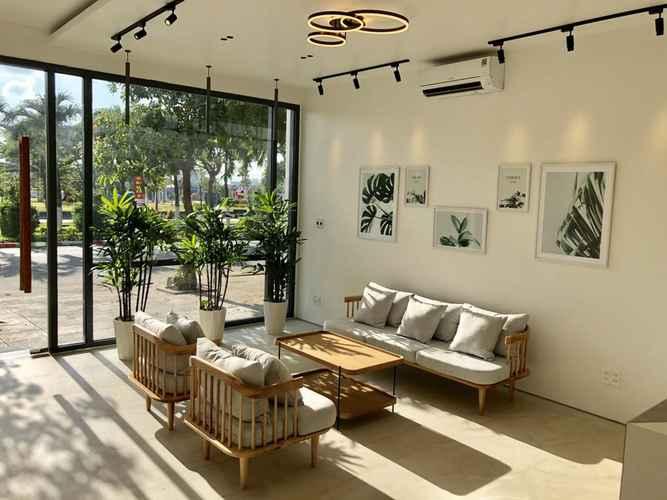 EXTERIOR_BUILDING Coconut Hotel Phu Yen