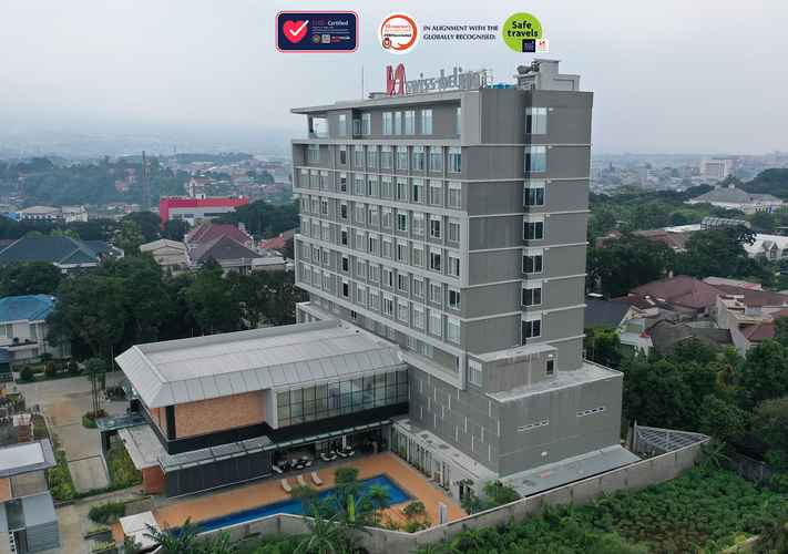 EXTERIOR_BUILDING Swiss-Belinn Bogor