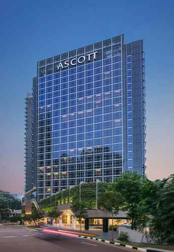 EXTERIOR_BUILDING Ascott Orchard Singapore - Staycation Package