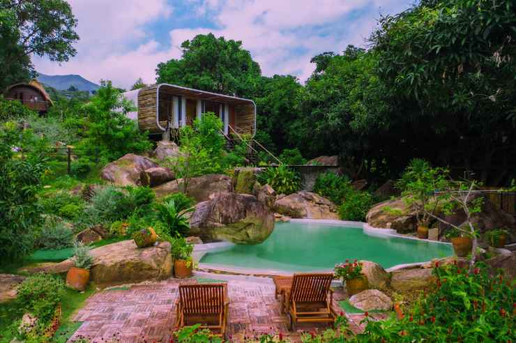 SWIMMING_POOL Long Hill Bai Xep Resort & Spa