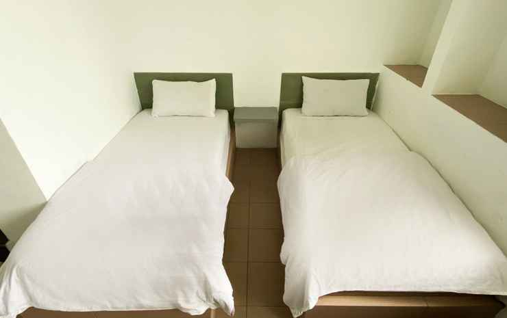 Lucky Hotel Johor - Standard Twin Room - Room Only FC