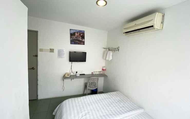 Lucky Hotel Johor - Standard Queen Room - Room Only NR
