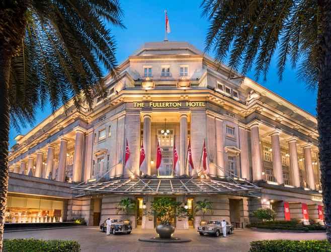 EXTERIOR_BUILDING The Fullerton Hotel Singapore