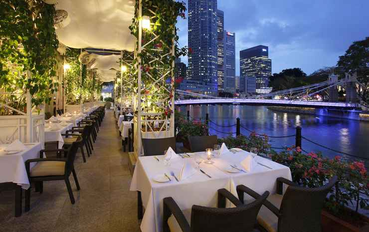 The Fullerton Hotel Singapore Singapore -