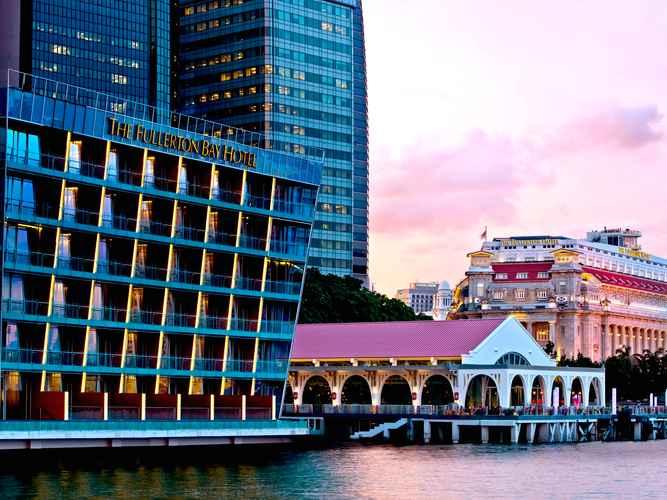 EXTERIOR_BUILDING The Fullerton Bay Hotel Singapore