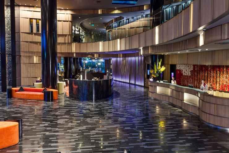 LOBBY Crowne Plaza Changi Airport