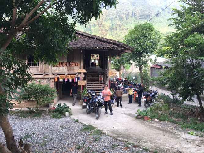 EXTERIOR_BUILDING Bao Lac Homestay