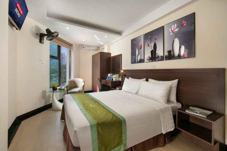 BEDROOM Nhan Hoa Hotel