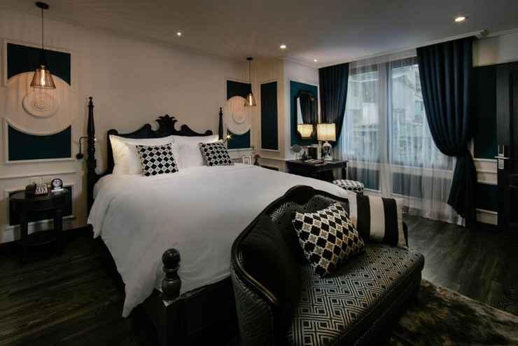 BEDROOM JM Marvel Hotel & Spa
