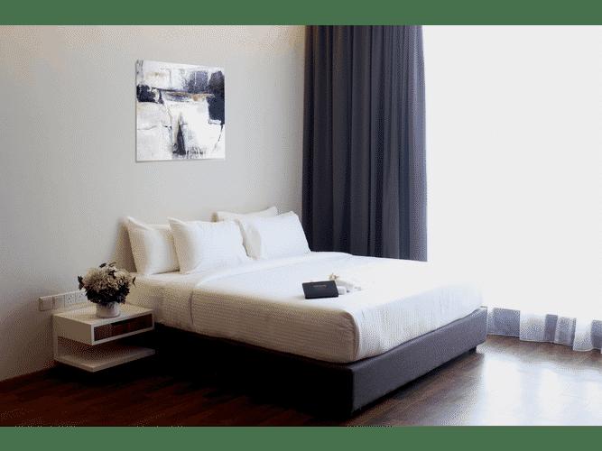 BEDROOM Imperial Regency Suites & Hotel Kuala Lumpur - Buy Now Stay Later