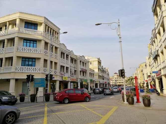 EXTERIOR_BUILDING Hotel Zamburger Putrajaya - Buy Now Stay Later