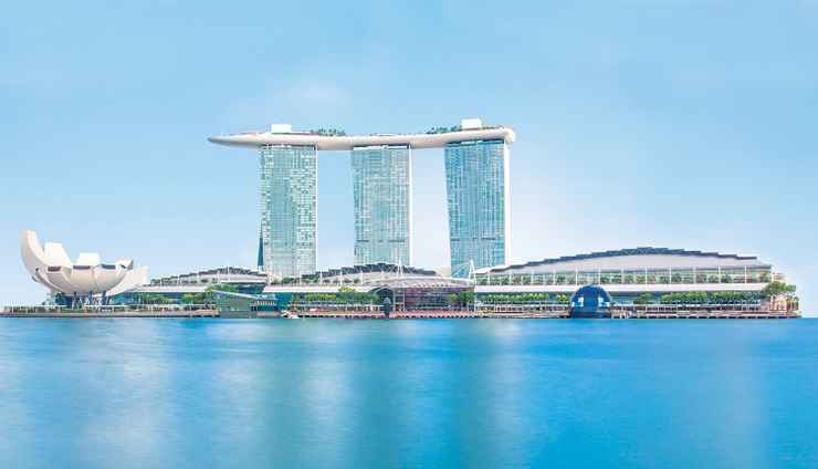 EXTERIOR_BUILDING Marina Bay Sands - Staycation Package