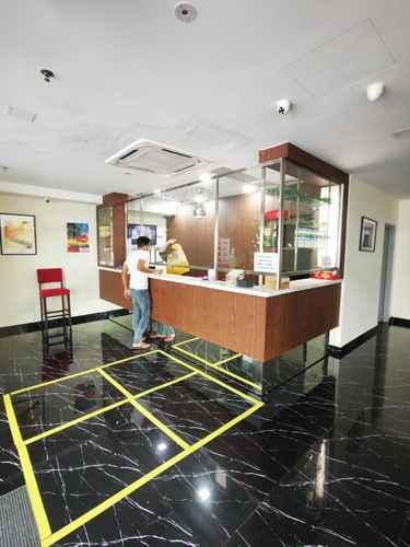 LOBBY Hill Inn Hotel Batu Cave