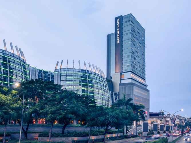 EXTERIOR_BUILDING Mercure Jakarta Pantai Indah Kapuk - Buy Now Stay Later
