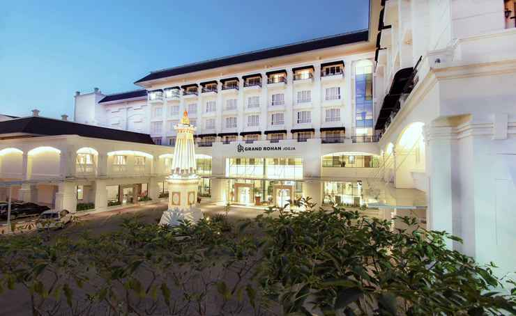 EXTERIOR_BUILDING Grand Rohan Jogja