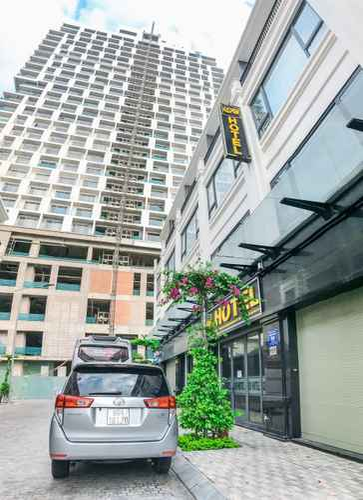 EXTERIOR_BUILDING G9 Hotel Phu Yen