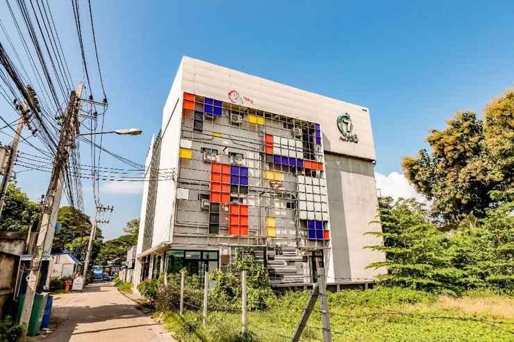EXTERIOR_BUILDING เซเว่นเดย์ อาเขต