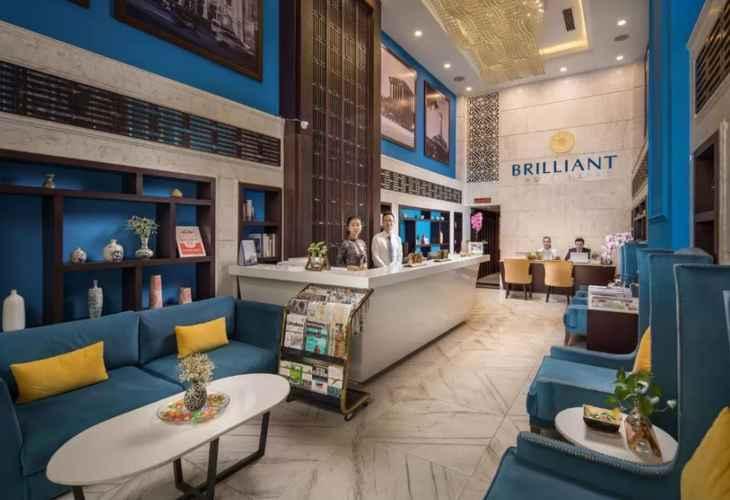 LOBBY Hanoi Brilliant Hotel and Spa