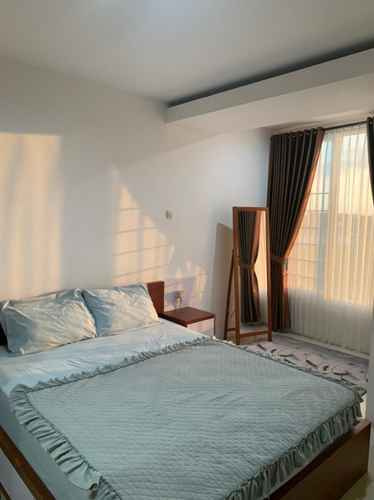 BEDROOM Green Park Apartemen Jogjakarta Studio 1025