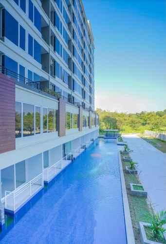SWIMMING_POOL Green Park Apartemen Jogjakarta Studio 1025