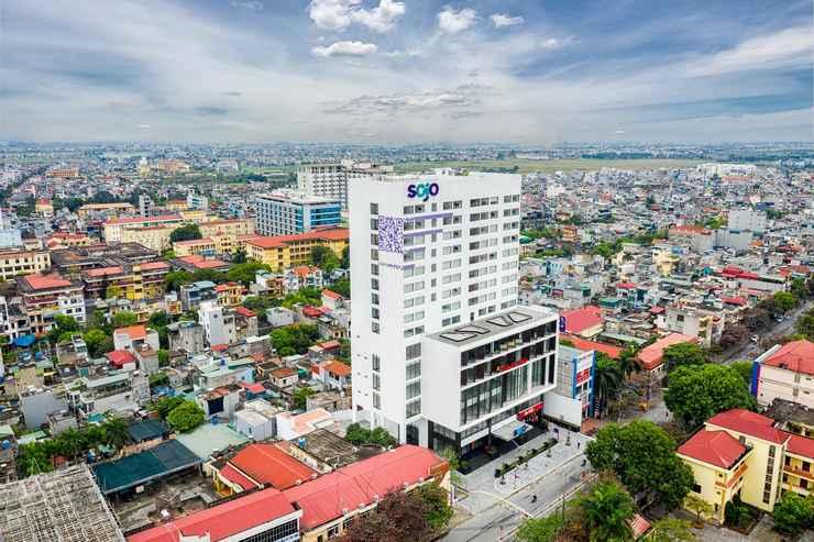 EXTERIOR_BUILDING SOJO Hotel Thai Binh
