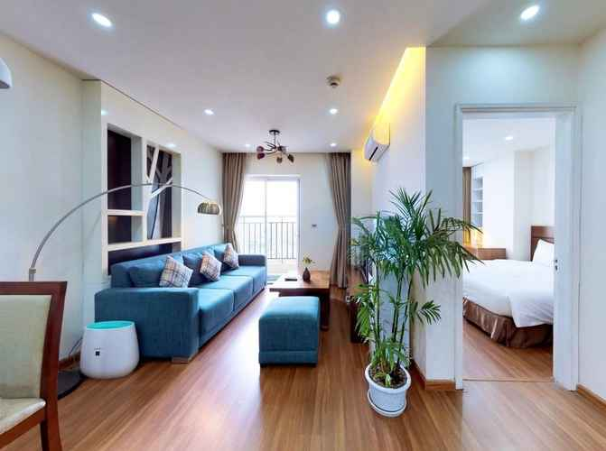 BEDROOM Canvas Cau Giay Apartment