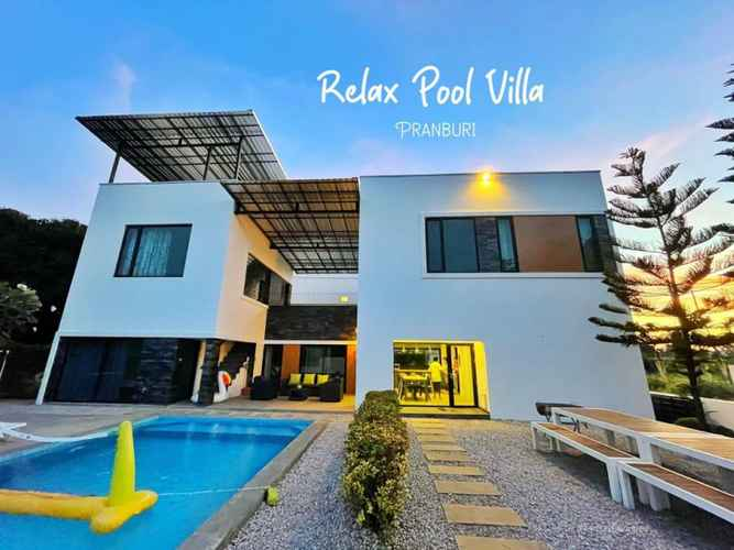 EXTERIOR_BUILDING รีแล็กซ์ พูล วิลลา ปราณบุรี