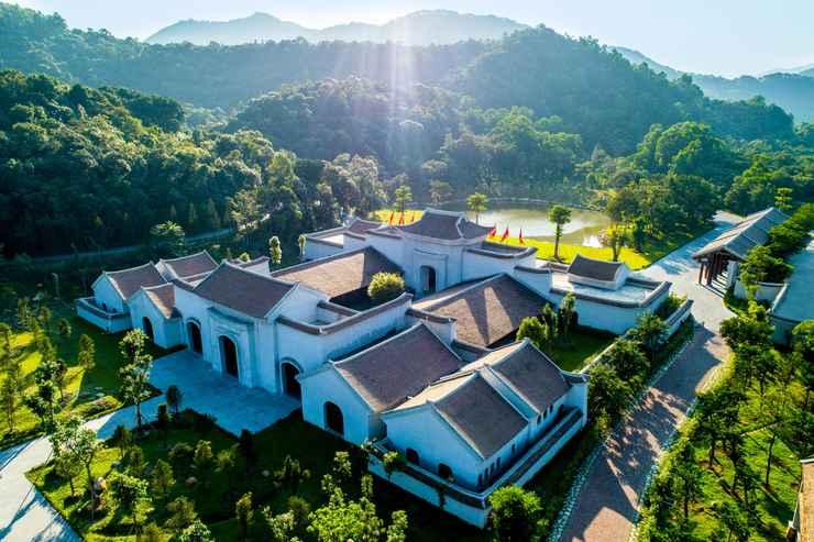 EXTERIOR_BUILDING Làng Nương Yên Tử