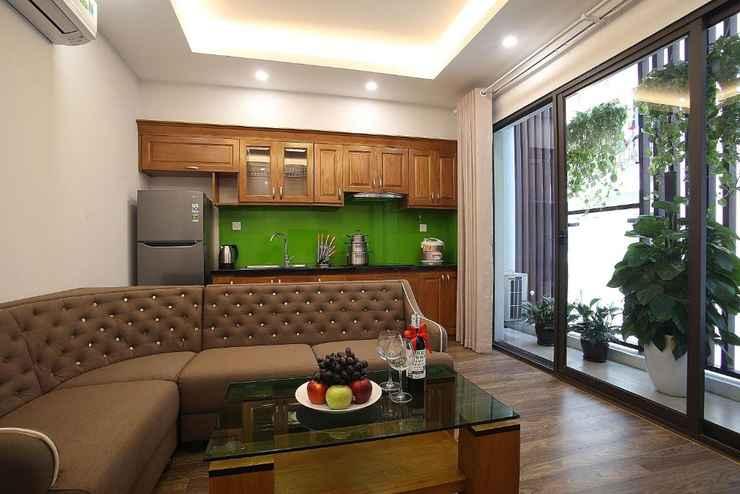 BEDROOM London Hanoi Apartment