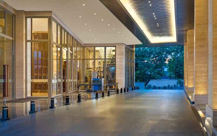 LOBBY Hotel Tentrem Semarang