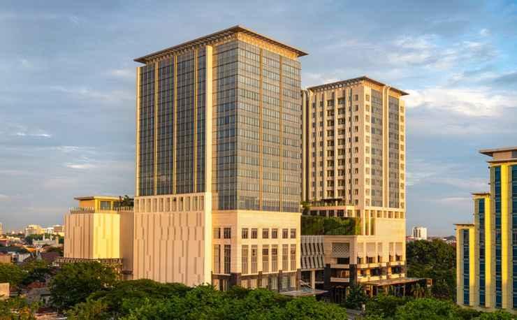 EXTERIOR_BUILDING Hotel Tentrem Semarang