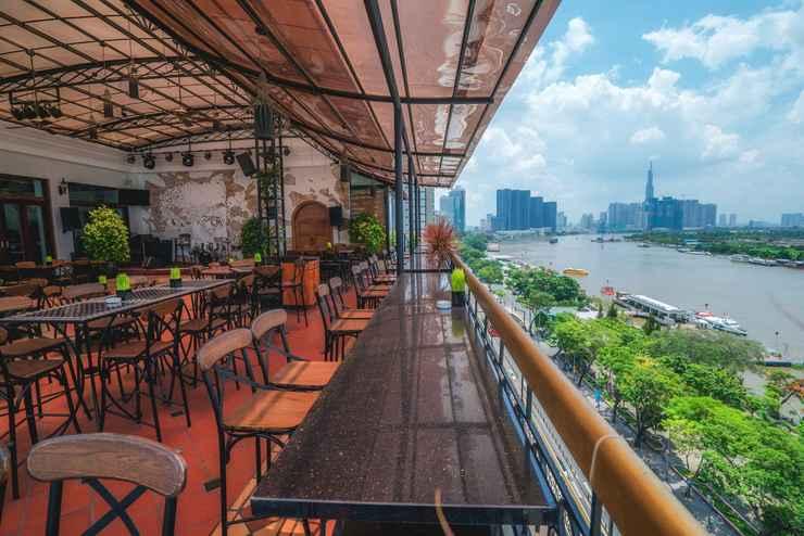 BAR_CAFE_LOUNGE Hotel Majestic Saigon - Hotel Vouchers