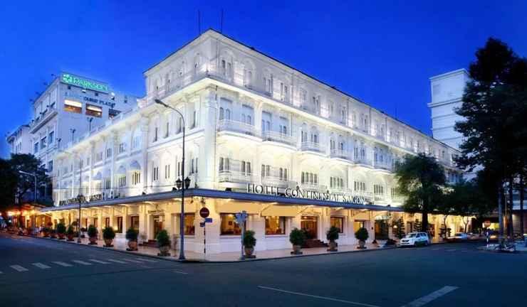 EXTERIOR_BUILDING Hotel Continental Saigon - Hotel Vouchers
