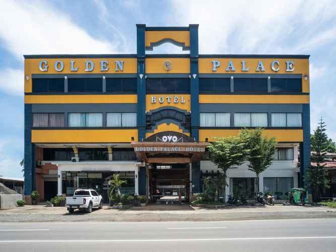 EXTERIOR_BUILDING OYO 680 Golden Palace Hotel