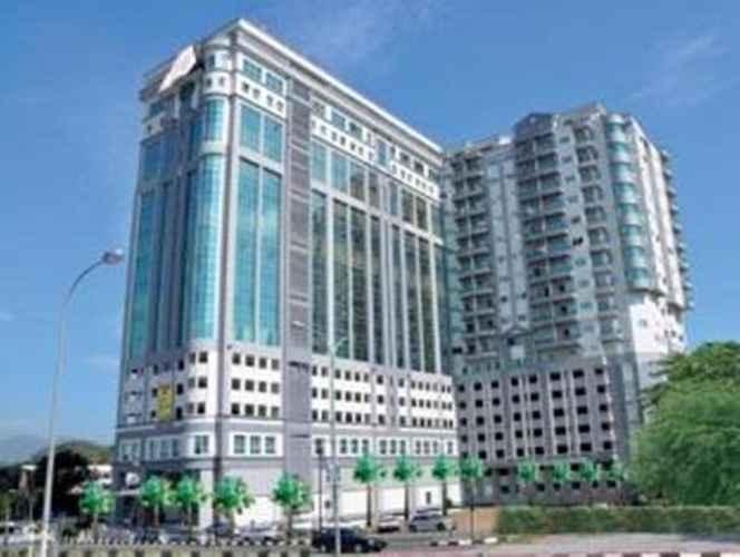 EXTERIOR_BUILDING Tower Regency Hotel & Apartments