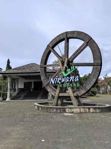 EXTERIOR_BUILDING Nirwana Hotel Lembang