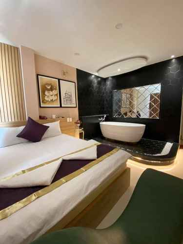BEDROOM Anh Linh Hotel Go Vap