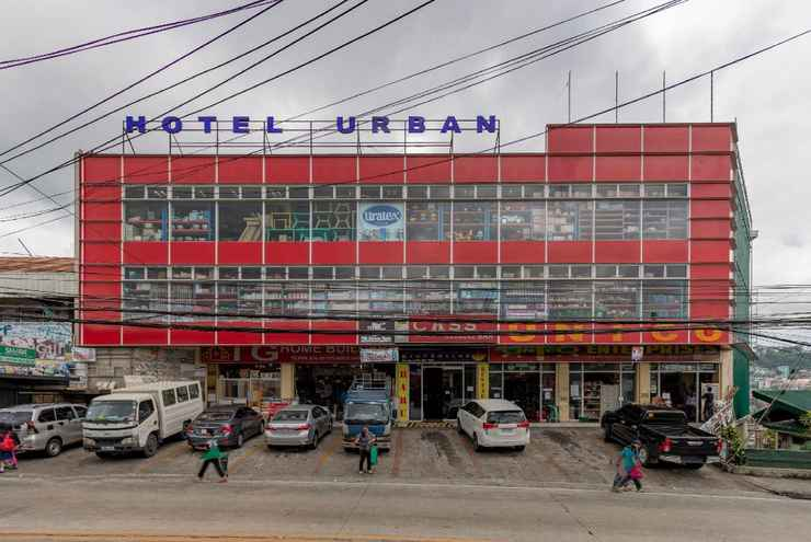 EXTERIOR_BUILDING OYO 767 Hotel Urban