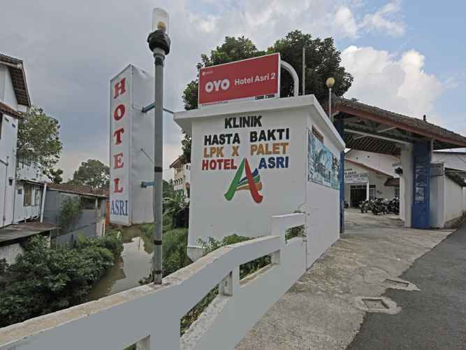 EXTERIOR_BUILDING OYO 90309 Hotel Asri 2
